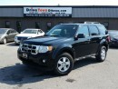 Used 2012 Ford Escape XLT 4X4  ** WITH LEATHER SEATS** for sale in Gloucester, ON