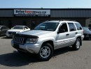 Used 2004 Jeep Grand Cherokee Laredo for sale in Gloucester, ON