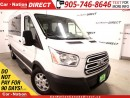 Used 2015 Ford Transit Connect XLT  12-PASSENGER  NAV-READY  POWER SEAT  for sale in Burlington, ON