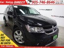 Used 2013 Dodge Journey R/T| AWD| 7-PASSENGER| DVD| NAVI| SUNROOF| for sale in Burlington, ON