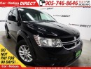 Used 2015 Dodge Journey SXT| DVD| NAVI| 7-PASSENGER| SUNROOF| for sale in Burlington, ON