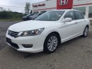 Used 2013 Honda Accord EX-L for sale in Smiths Falls, ON