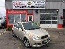 Used 2011 Chevrolet Aveo LT SUNROOF CRUISE ONLY 45K KILOMETRES!! for sale in London, ON