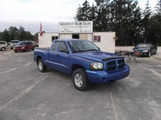 Used 2007 Dodge Dakota E CAB SPORT for sale in Elmvale, ON