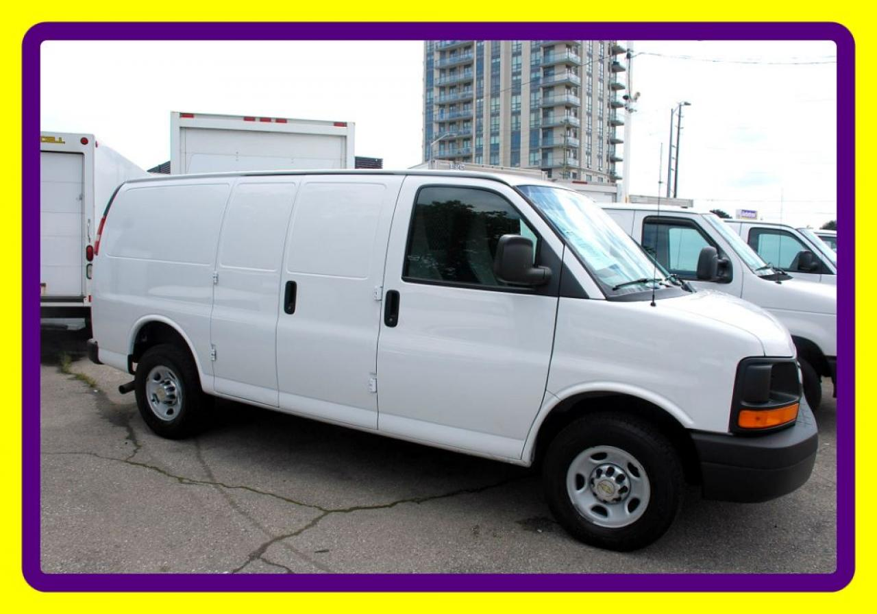 2013 Chevrolet Express 2500 3/4 TON CARGO VAN BACK WINDOWS ONLY
