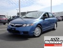 Used 2010 Honda Civic DX-G! 6 Month Powertrain Warranty Included! for sale in Richmond, BC