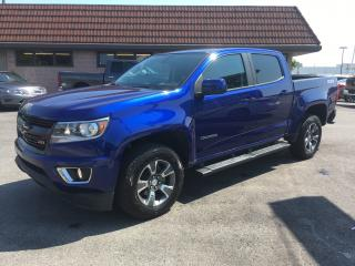 Used 2016 Chevrolet Colorado 4WD Z71 for sale in Cobourg, ON