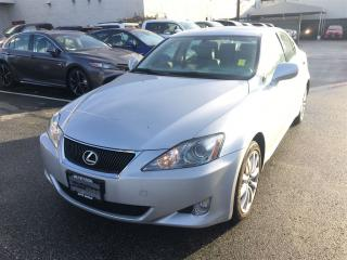 Used 2008 Lexus IS 250 Base for sale in Surrey, BC