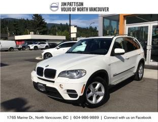 Used 2012 BMW X5 xDrive35i Premium / Executive / Technology Pack for sale in North Vancouver, BC