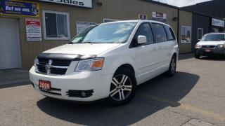 Used 2009 Dodge Grand Caravan SXT-DVD-STO-N-GO-PWR DOORS & LIFTGATE for sale in Tilbury, ON
