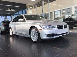 Used 2014 BMW 328 328i xDrive, Accident Free, Navigation for sale in Edmonton, AB