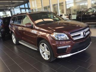 Used 2014 Mercedes-Benz GL-Class GL 550 4MATIC, Accident Free, DVD Players, Massaging Seats for sale in Edmonton, AB