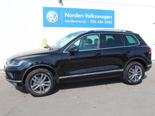 Used 2016 Volkswagen Touareg 3.6L Highline for sale in Edmonton, AB