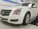 Used 2011 Cadillac CTS 3.0 for sale in Edmonton, AB