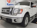 Used 2012 Ford F-150 Lariat 3.5L V6, power heated leather seats, back up cam for sale in Edmonton, AB
