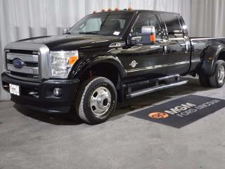 Used 2016 Ford F-350 Lariat for sale in Red Deer, AB