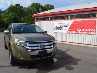 Used 2013 Ford Edge Limited 4dr All-wheel Drive for sale in Brantford, ON