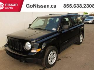 Used 2014 Jeep Patriot Sport 4dr Front-wheel Drive for sale in Edmonton, AB