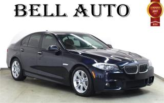 Used 2013 BMW 528 i xDrive M-SPORT NAVIGATION PKG 360 CAM SOLD/// for sale in North York, ON