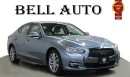 Used 2014 Infiniti Q50 TOUR TECH LEATHER SUNROOF NAVIGATION for sale in North York, ON