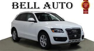Used 2011 Audi Q5 PREMIUM PLUS  LEATHER SUNROOF for sale in North York, ON