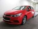 Used 2017 Chevrolet Cruze LS for sale in Dartmouth, NS