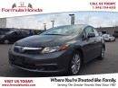 Used 2012 Honda Civic EX | JUST LANDED | VERY LOW KM! for sale in Scarborough, ON