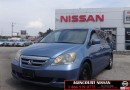 Used 2006 Honda Odyssey EX-L w/DVD |AS-IS SUPER SAVER| for sale in Scarborough, ON