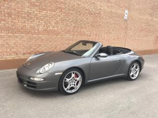 Used 2007 Porsche 911 CARERRA C4S for sale in Concord, ON