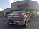 Used 2017 RAM 1500 Laramie P-ROOF NAVI 6 PASS CREW DELIVRY AVAILABLE for sale in Scarborough, ON