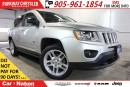 Used 2011 Jeep Compass LIMITED| 70TH ANNIVERSARY| NAV| LEATHER & MORE! for sale in Mississauga, ON