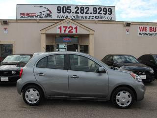 Used 2015 Nissan Micra SV, WE APPROVE ALL CREDIT for sale in Mississauga, ON