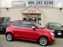 Used 2013 Fiat 500 C Convertible, Leather, WE APPROVE ALL CREDIT for sale in Mississauga, ON