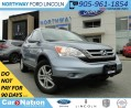 Used 2011 Honda CR-V EX-L 4WD | HEATED LEATHER | SUN ROOF | for sale in Brantford, ON