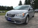 Used 2014 Chrysler Town & Country Touring - Sunroof - Blu Ray Rear Entertainment for sale in Norwood, ON