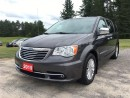Used 2015 Chrysler Town & Country Limited - Rear Entertainment - Nav for sale in Norwood, ON