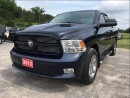 Used 2012 Dodge Ram 1500 Sport - Sunroof - Nav - Heated/Vented Leather for sale in Norwood, ON