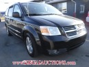 Used 2008 Dodge GRAND CARAVAN SXT 4D WAGON for sale in Calgary, AB