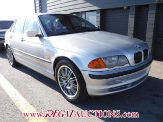 Used 2001 BMW 3 SERIES 330XI 4D SEDAN AWD for sale in Calgary, AB