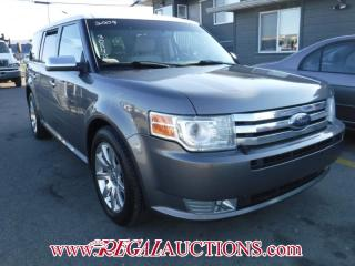 Used 2009 Ford FLEX LIMITED 4D UTILITY AWD for sale in Calgary, AB