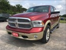 Used 2014 Dodge Ram 1500 Longhorn - Sunroof - Heated/Vented Leather for sale in Norwood, ON