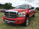 Used 2007 Dodge Ram 2500 Laramie - Heated Leather - Power Pedals for sale in Norwood, ON