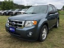 Used 2011 Ford Escape XLT - Clean SUV - Power Driver Seat for sale in Norwood, ON
