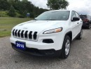 Used 2016 Jeep Cherokee Sport - Heated Seats - Remote Start for sale in Norwood, ON