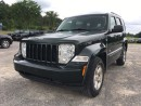 Used 2010 Jeep Liberty Sport - 4x4 - Sunroof for sale in Norwood, ON
