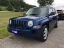 Used 2009 Jeep Patriot Sport - Super Clean for sale in Norwood, ON
