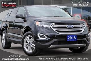 Used 2016 Ford Edge SEL NAVI LEATHER SUNROOF for sale in Pickering, ON