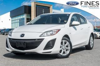 Used 2010 Mazda MAZDA3 GX - & POWER GROUP for sale in Bolton, ON