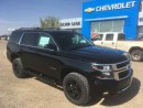 New 2017 Chevrolet Tahoe LT 4WD Z71 Midnight Edition for sale in Shaunavon, SK