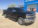 New 2017 Chevrolet Silverado LTZ 1500 4WD CR High Desert Edition for sale in Shaunavon, SK